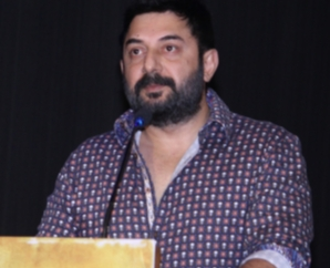 Arvind Swamy - Karthick is the Gift to Tamil Cinema