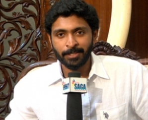 Vikram Prabhu - Neruppu Da is my first Production