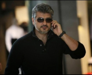 Ajith Stopped by Airport Security