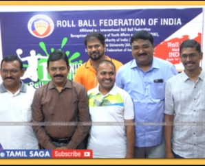 11th Junior National Roll Ball Championship 2017 Press Meet | Tamilsaga