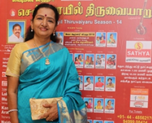 Thalapathy Vijay Mother Shoba Chandrasekhar @ Chennaiyil Thiruvaiyaru