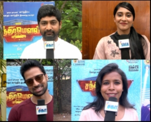 Mr. Chandramouli Team Interview