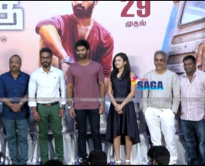 Semma Botha Aagathey Press Meet