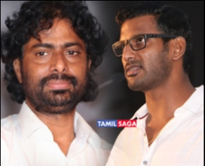 Vishal Thank P V Prasath - VIDEO