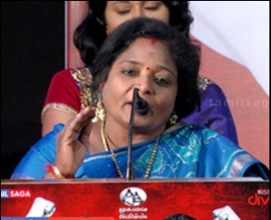 Tamilisai @ Ezhuvai Thamizha Music Album Launch