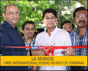 LA Studios - First International Studio in Hot of Chennai
