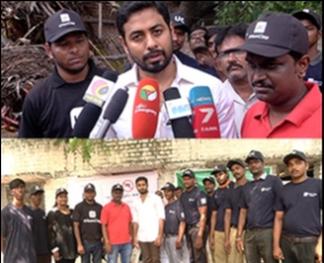 Actor Aari has Shown Support to Dengue Awareness