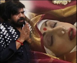 T Rajendar Pay Last Respects to Sridevi
