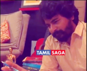 Sivakarthikeyan first time as a Lyricist