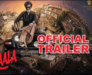 Kaala (Tamil) - Official Trailer