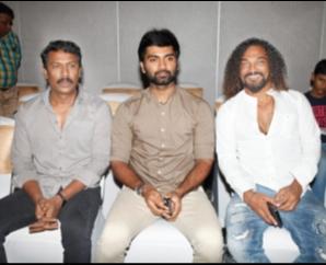 Atharvaa Murali And Director Kannan New Film Production No.3