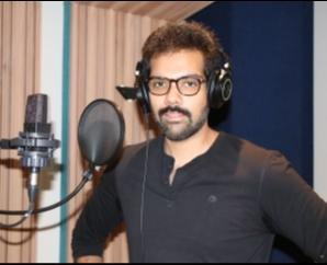 Sibiraj Completes Dubbing For His Upcoming Film 'Ranga'