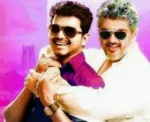 Ajith And Vijay Bagged By Sony Music